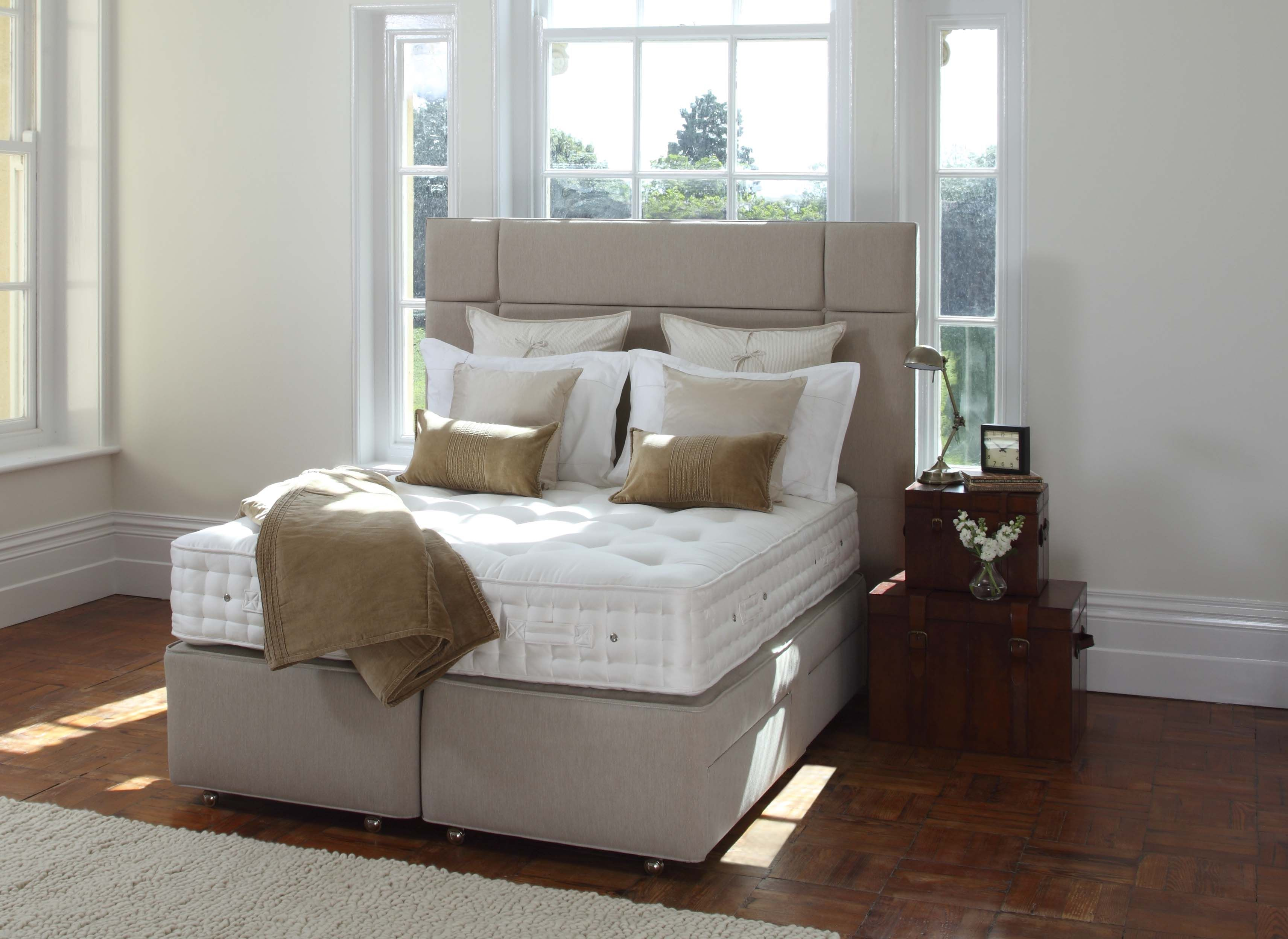 Introducing The Relyon Royal Heritage Hampton (undressed). This Sumptuous  Bed Can Be VIP