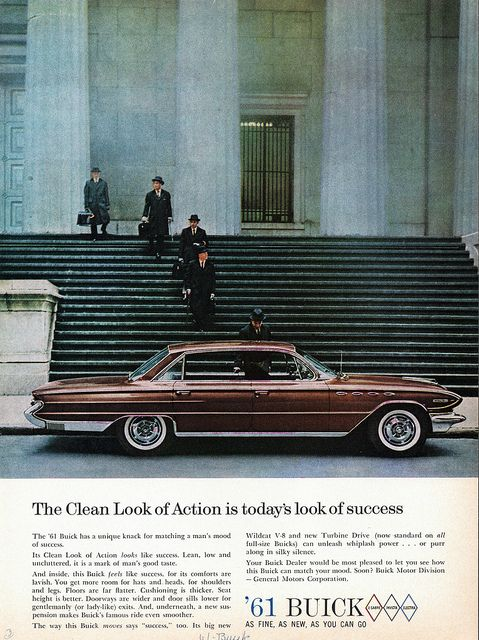 1961 Buick Electra 225 Riviera Sedan Buick Electra Buick Car Advertising