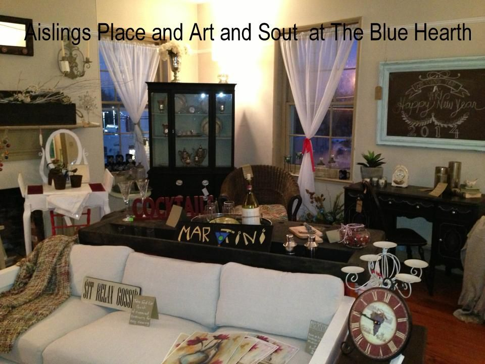 Art and Soul and Aislings Place 2nd Floor
