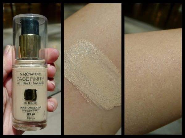 Just Norahs: My Makeover with NEW Max Factor Facefinity All Day ...