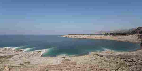 اسرار البحر الميت Outdoor Sea Water