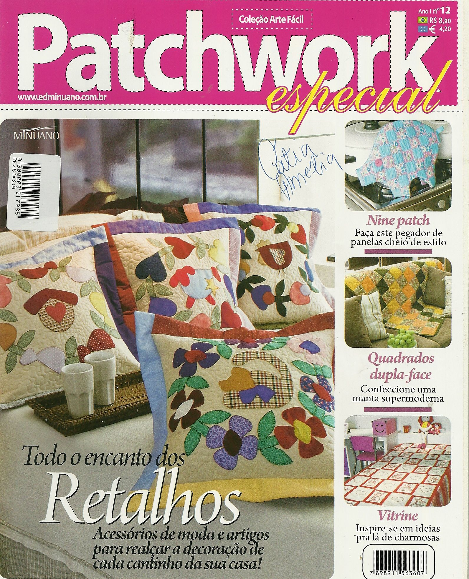 PATCHWORK especial Ano 1 N 12 s 1 of 73