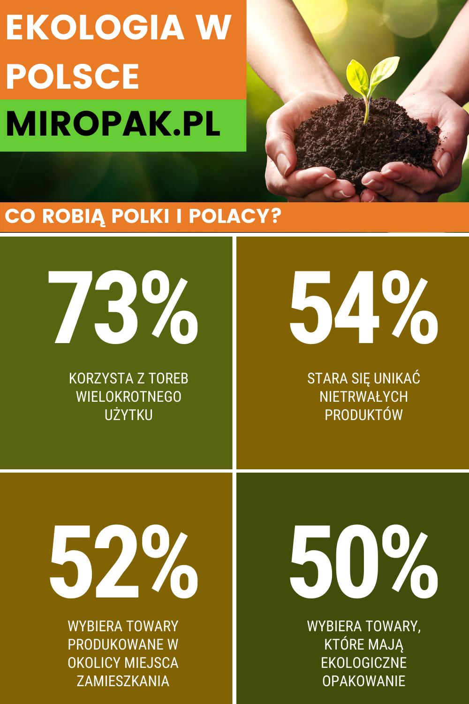 Czy Polacy Sa Ekologiczni Sprawdzmy Ikonografika Allegro