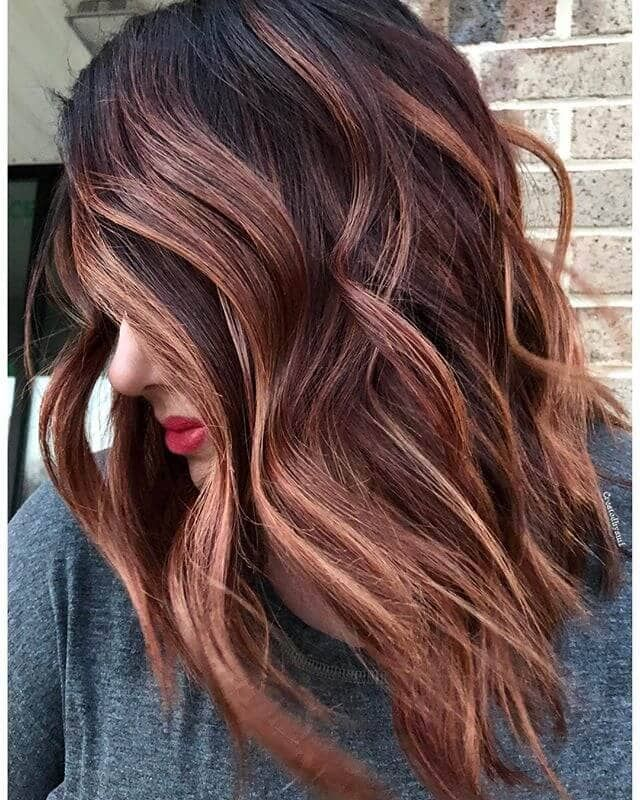 Photo of 50 hot shades of burgundy hair in fall – hairstyles 2019
