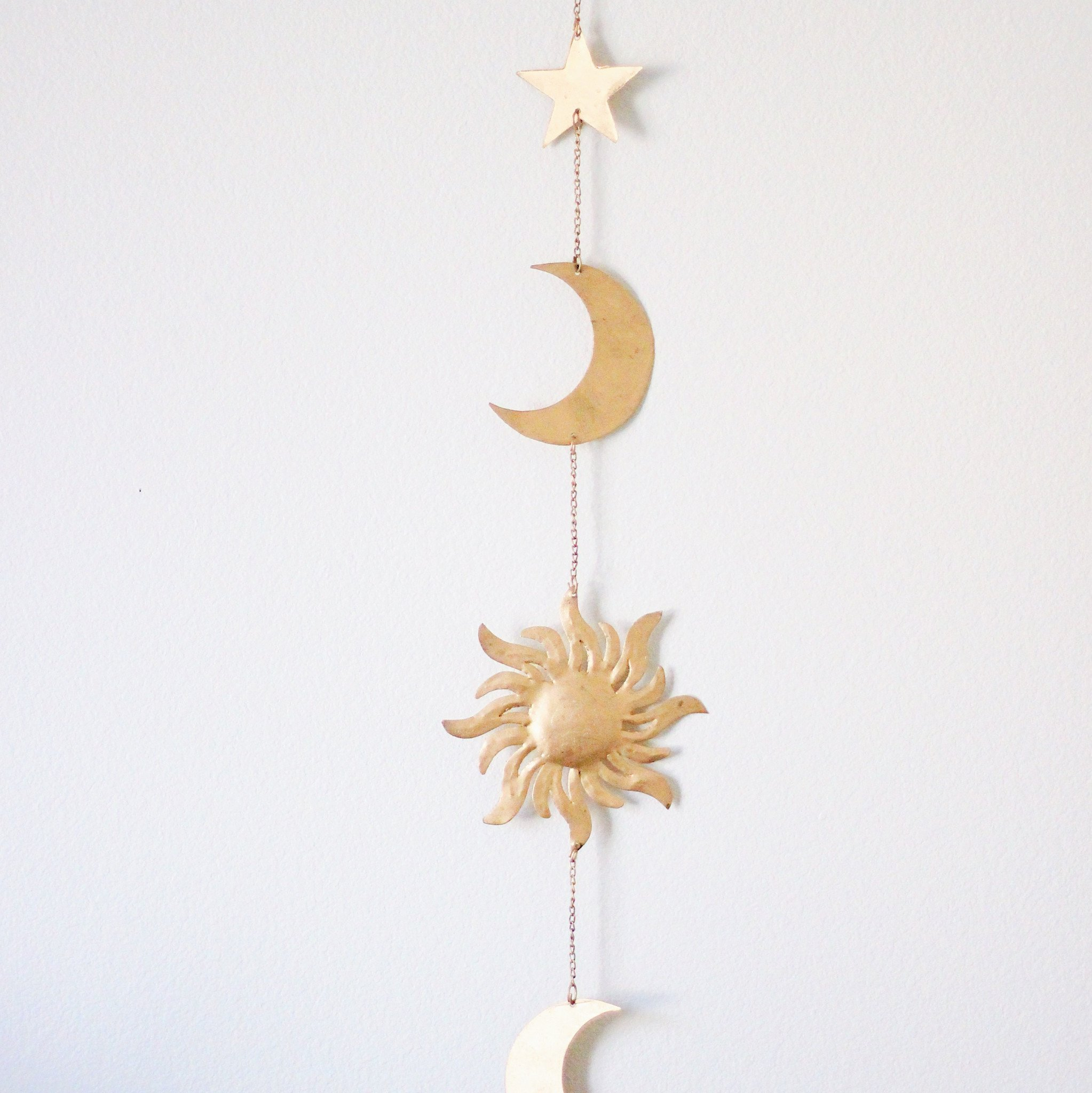Celestial Wall Hanging | Star wall, Dorm decorations ...