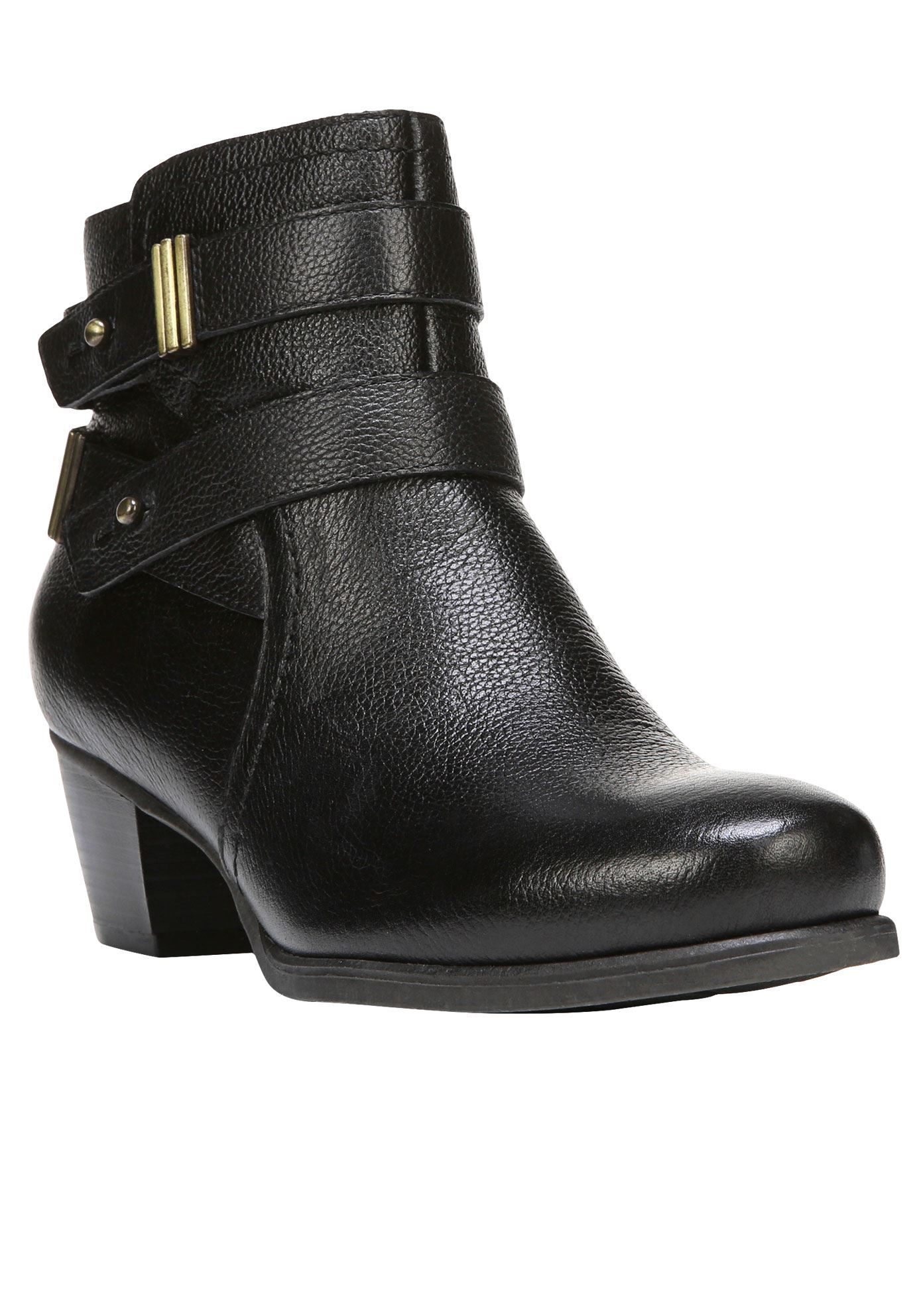 dcb06f4f45f Kepler Booties by Naturalizer - Wide Width Women s Ankle Booties