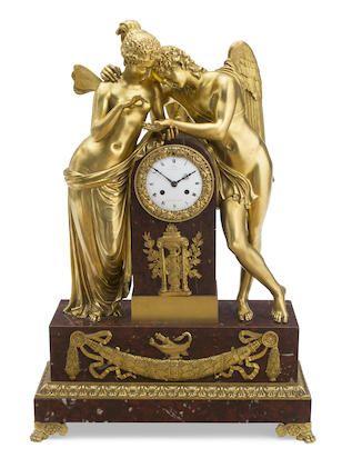 Bonhams : The Elegant Home reloj frances, siglo 19, 16 noviembre 2016.