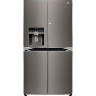 Lg Lpxs30866d With Images Black Stainless Appliances French Door Refrigerator Black Stainless Steel Appliances