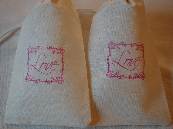 Hey, I found this really awesome Etsy listing at https://www.etsy.com/listing/99058050/50-wedding-favor-bags-pink-love-framed