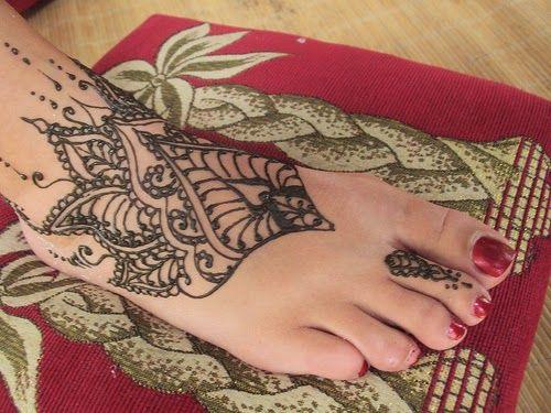 Mehndi For Teenage Girls : Tattoos #design #henna #mehndi #women #creative #ideas #flowers