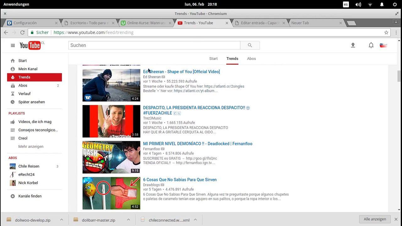 Mit Youtube / Dailymotion Geld verdienen