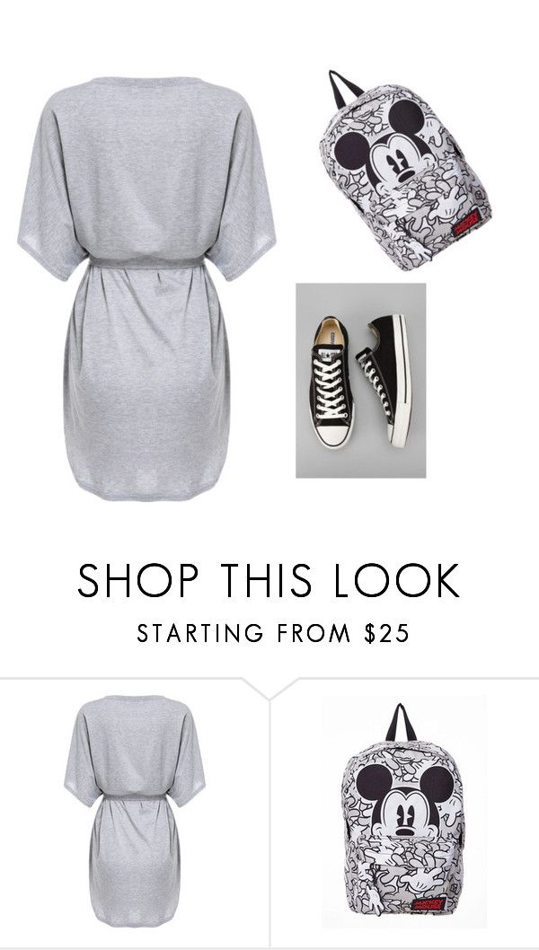 """""""Untitled #445"""" by teszter0528 on Polyvore featuring Converse"""