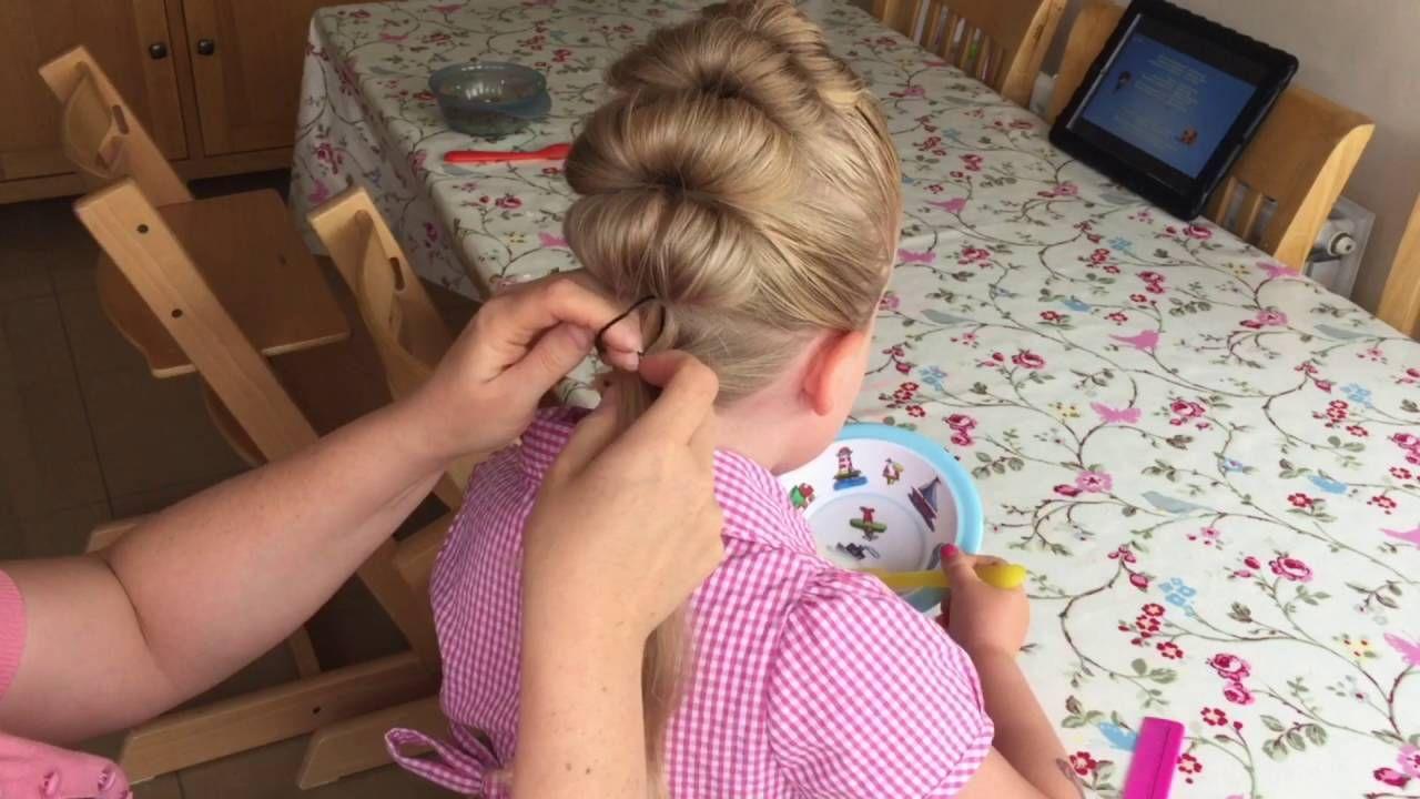 Topsie Tail Faux Hawk Tutorial By Two Little Girls