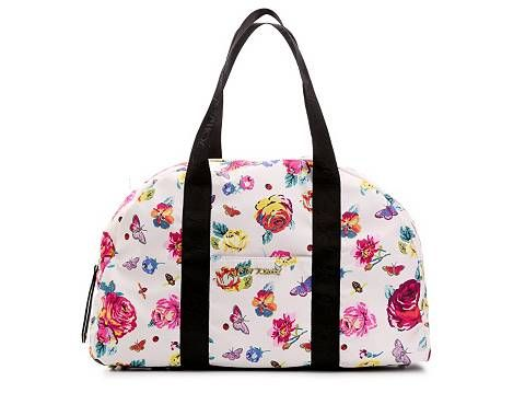 Betsey Johnson Namaste Weekender Bag