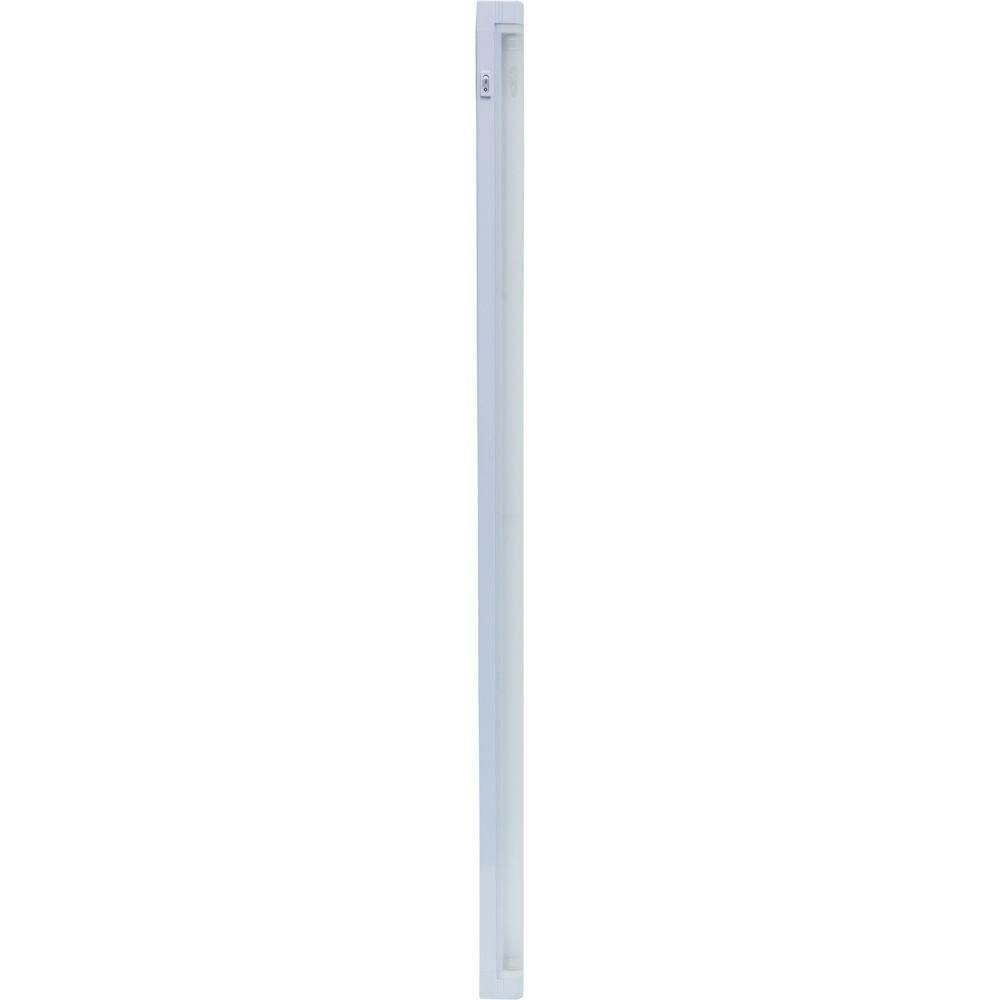 Ge 36 In Super Slim Linkable Fluorescent White Under Cabinet Light 10460 Under Cabinet Lighting Under Cabinet Fluorescent Light Fixture