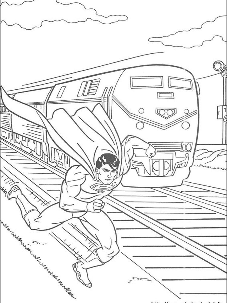 Superman Returns Coloring Pages We Have A Superman Coloring Page Collection That You Can Superman Coloring Pages Train Coloring Pages Superhero Coloring Pages