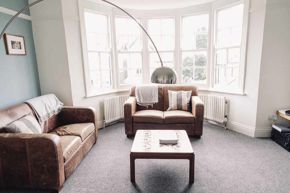Flat for Rent in Birmingham City Centre | Living spaces ...