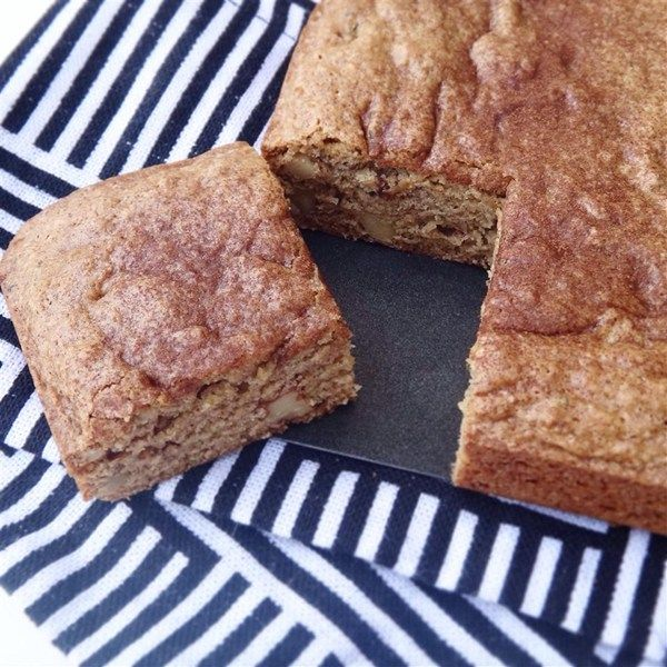 """Mom's Zucchini Bread 