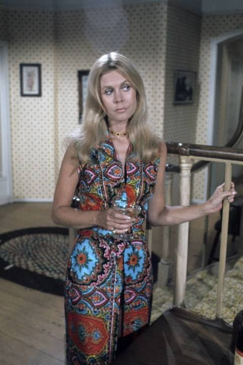 Elizabeth Montgomery as Samantha Stephens in Bewitched