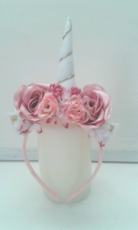 595a00df8519c77c3464478ffc264621.jpg & Unicorn headband hen party fancy dress photo shoot bridal shower ...
