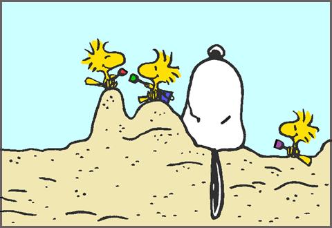 ♡Woodstock♡ Magnet☆ Peanuts Snoopy♡FRIENDS♡