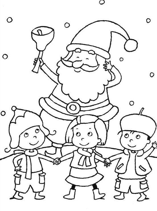 Yeni Yıl Boyama Sayfalari Christmas Coloring Pages Christmas