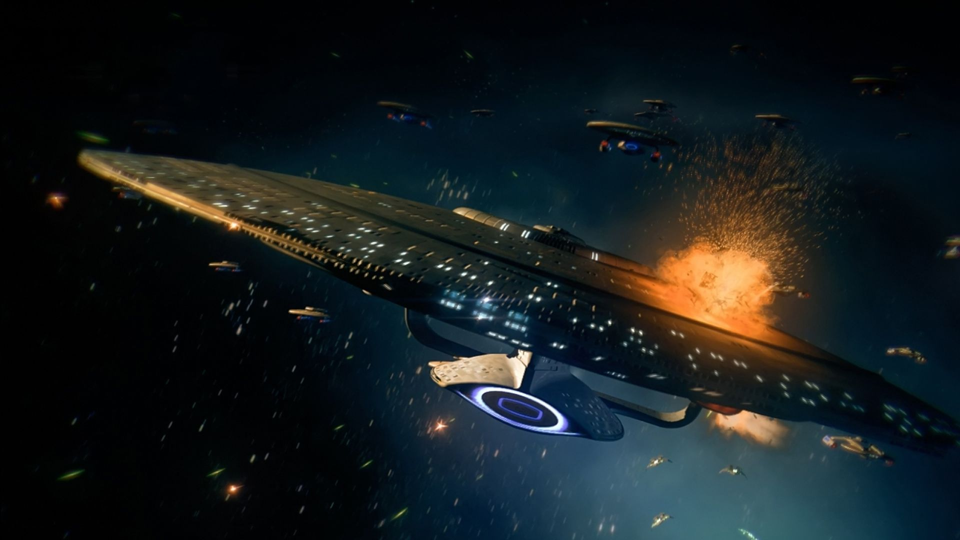 Star Trek Hd Wallpapers Hd Wallpapers Available In Different Resolution And Sizes For Our Computer Desktop Backgrounds Laptop Mobi Space Battle Star