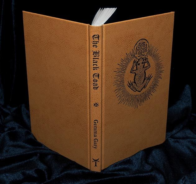 Troy Books - Publishers of Traditional Ways - The Black Toad - West