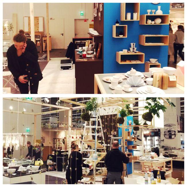 ambiente messe 2015 in frankfurt kahla porzellan kahla we love what we do loft desk und bed. Black Bedroom Furniture Sets. Home Design Ideas