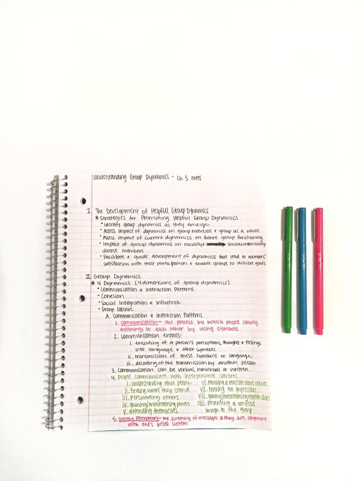 How to Take Notes From a Textbook (That You'll Actually