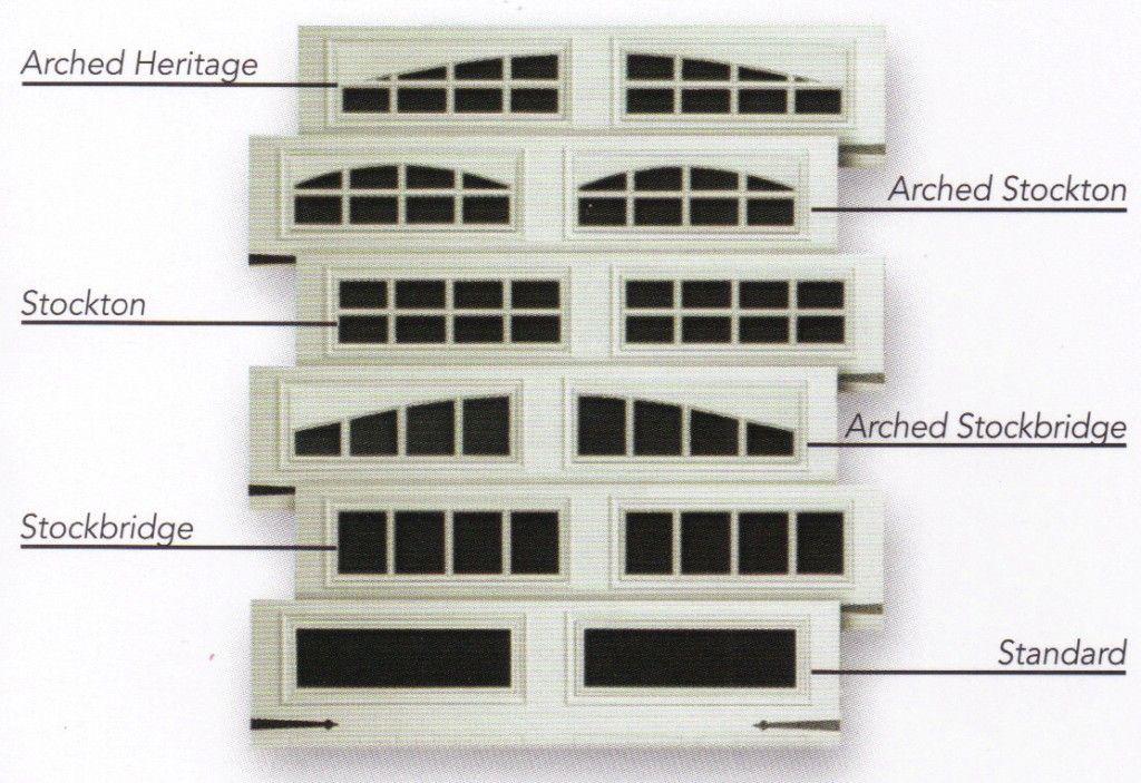 Carriage House Garage Door Window Inserts Garage Door Window