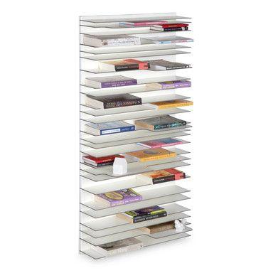regal paperback shelf klein wei regale schr nke plank kantoorboekhandel en opberging