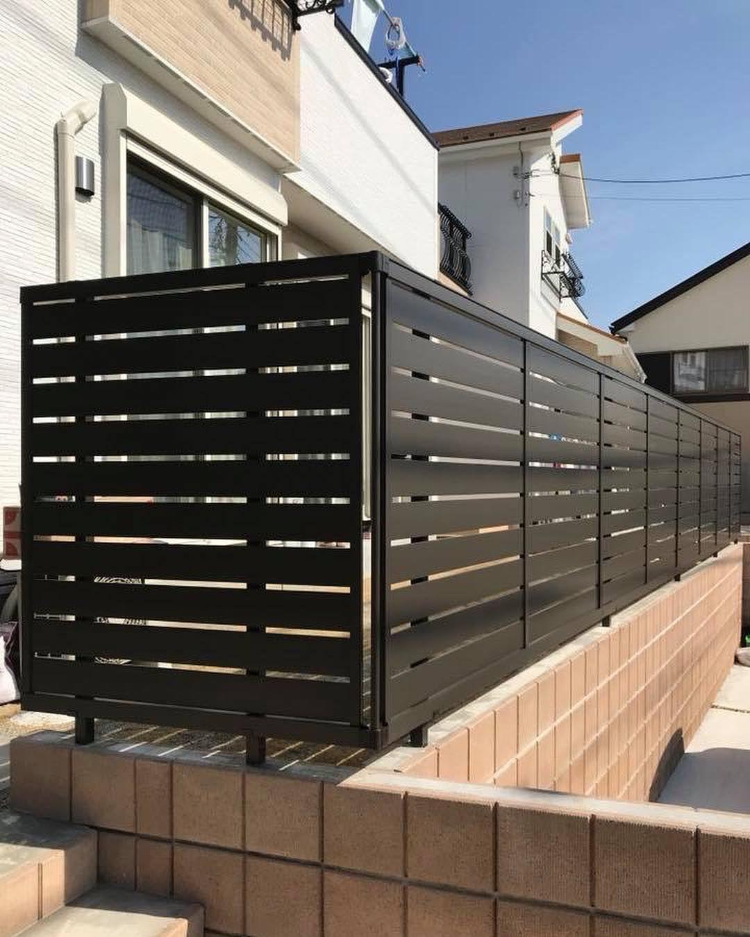 外構工事専門店 Yokoyama Kogyoさんはinstagramを利用しています エクステリア 外構工事 Lixil フェンス 目隠しフェンス 芝張り 表札デザイン お庭のことなら Yokoyamakogyo 外構工事 フェンスのデザイン 外構