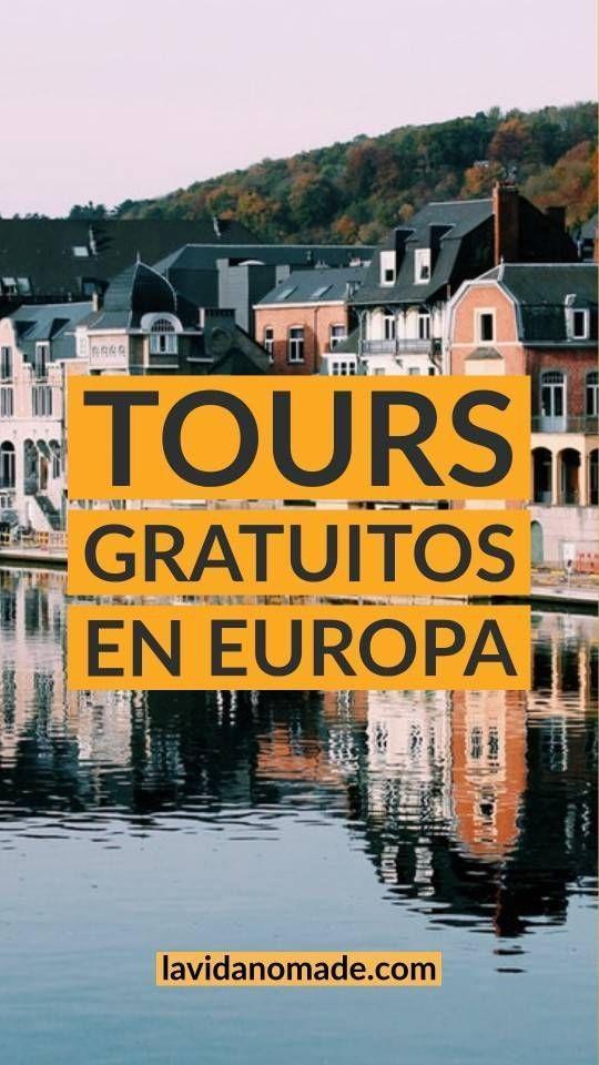 Tours gratis en Europa en español en más de 120 ciudades
