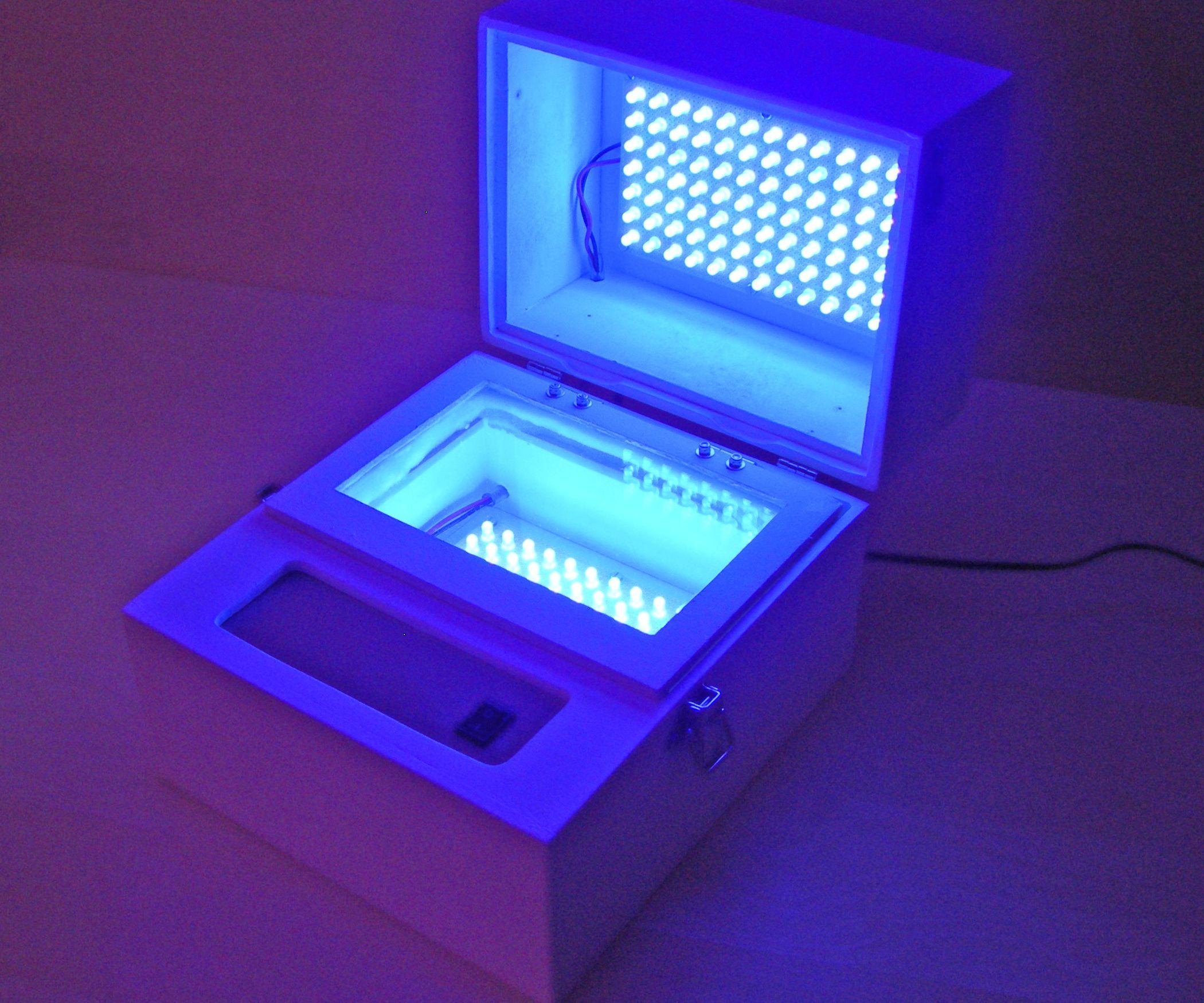 UV LED Exposure Box | Pinterest