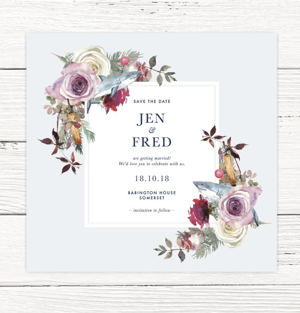 Design My Wedding® SAVE-THE-DATES
