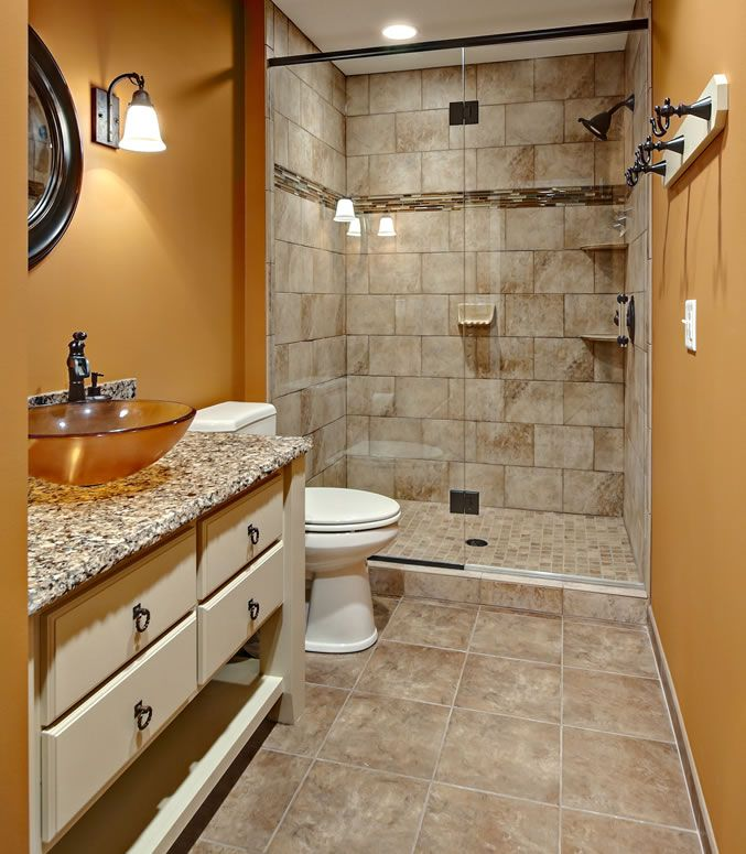 Edina Bathroom Remodel 1   Home Remodeling Minneapolis, Home Improvements    Knight Construction Design