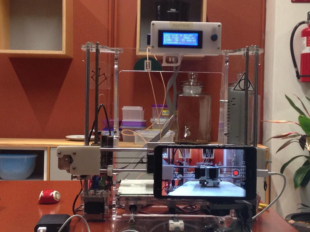 Impresión 3D #startupNigths #emprendedores