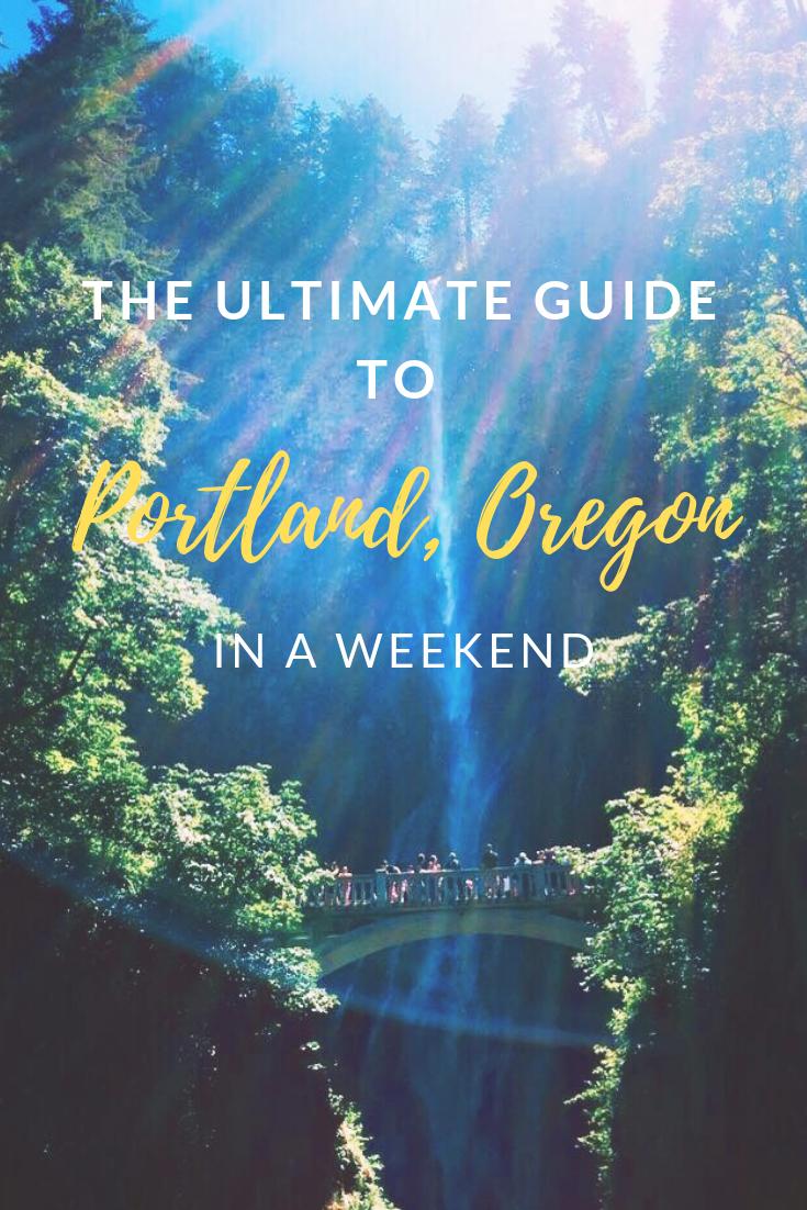 Portland Oregon Travel Guide Group Board Travel Travel