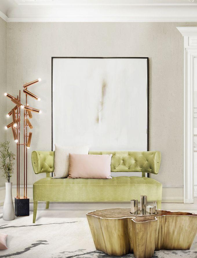 Sommer Trends \u2013 Wie Sie diesen Sommer moderne Wohnzimmer Dekoration
