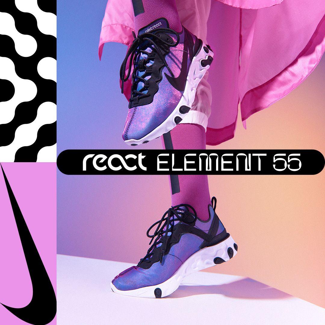 Nike React Element 55 -   12 short work style ideas