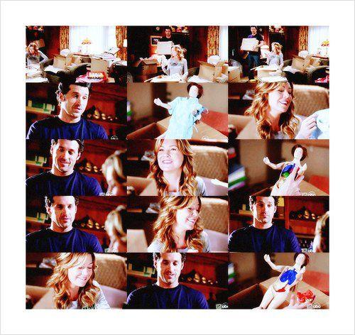 Meredith and her anatomy jane doll | Greys anatomy ...