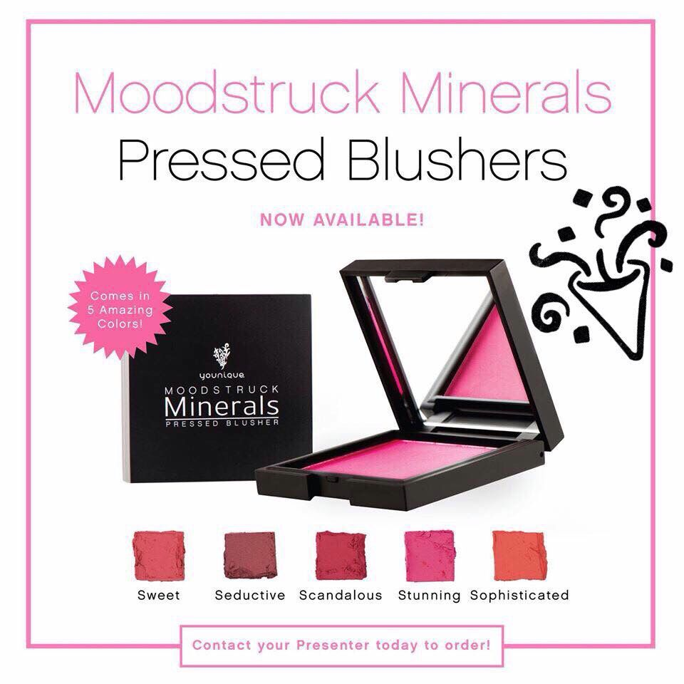 Super Excited About These‼️ Pressed Blushers In Some Fab