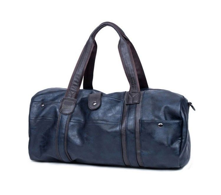4b85c75129 Large Waterproof Travel Bag for Women Hand 2016 Vintage Mens Leather Travel  Duffle Bags Pu Leather