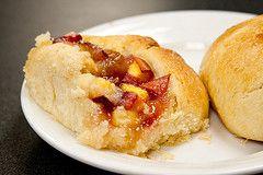 Homemade Peach Kolache Recipe | Confections of a Foodie Bride