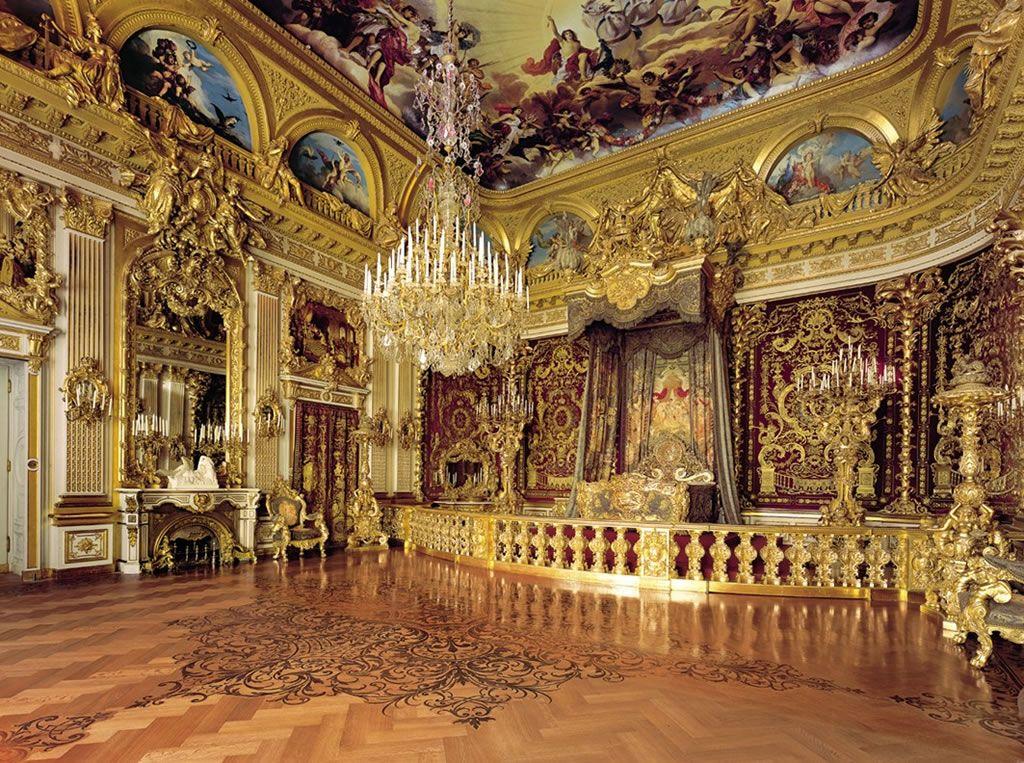 Schloss Herrenchiemsee Herrenchiemsee Beruhmte Schlosser Schlosser In Bayern