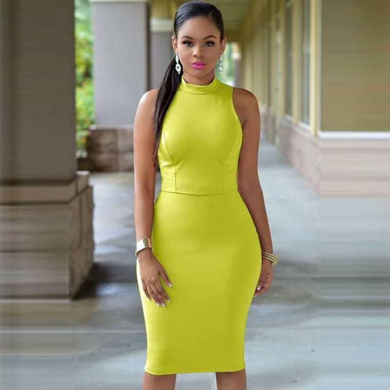 S-4XL 2016 Plus Size Women Party Dresses Turtleneck Sexy Club Dress ...