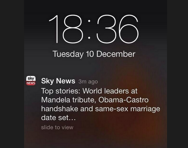 December 10, 2013: Sky News update shows why the Oxford comma is important.
