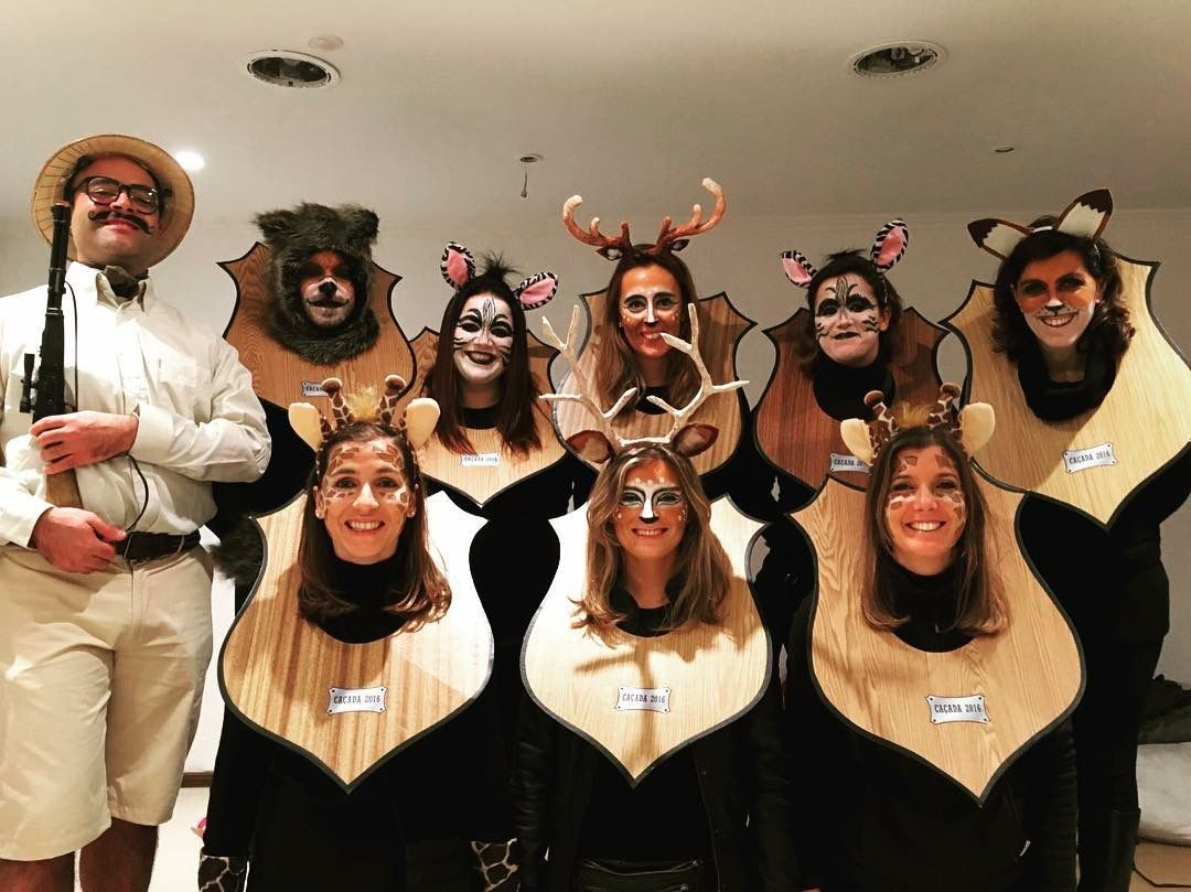 Pin by Amy Boggess on spirit week Funny group halloween