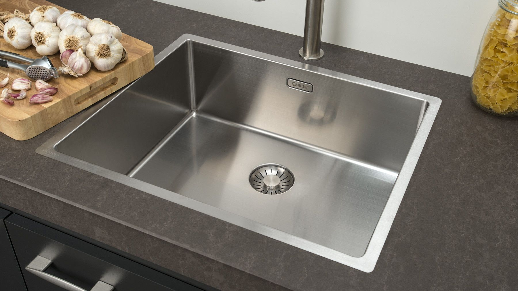 Powerplug Kitchen Sink From Caressi Clean Is Healthy The Ca